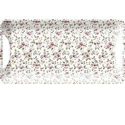 Podnos Creative Tops Floral, 38×20 cm