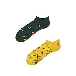 Ponožky Many Mornings Pineapples Low, veľ.35/38