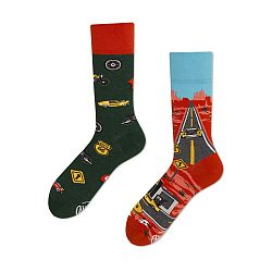 Ponožky Many Mornings Route 66,veľ.43-46