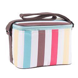 Pruhovaná chladiaca taška Navigate Ice Cream