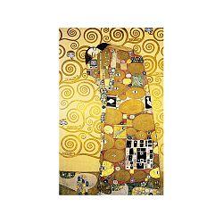 Reprodukcia obrazu Gustav Klimt Fulfillment, 50x30cm