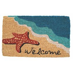 Rohožka Entryways Starfish Welcome, 45×75 cm