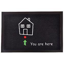 Rohožka Hanse Home You Are Here, 40 x 60 cm