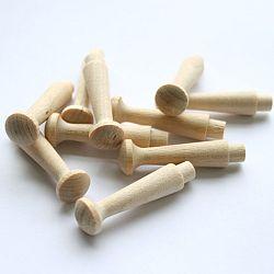 Sada 10 drevených kolíkov