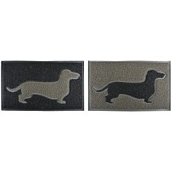 Sada 2 rohoží Esschert Design Pes, 44,5 x 74,8 cm