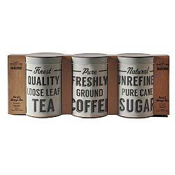 Sada 3 dóz na kávu, čaj a cukor Mason Cash Mason Cash Baker Lane