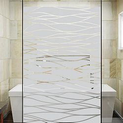Samolepka na dvere sprchového kúta Ambiance The Sea