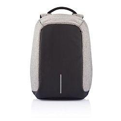 Sivý bezpečnostný batoh XDDesign Bobby