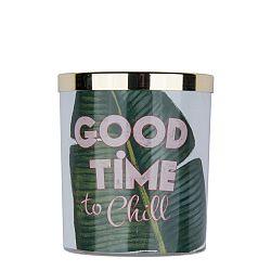 Sviečka s vôňou čerstvo vypraného prádla Tri-Coastal Design Good Time, 48 hodín horenia
