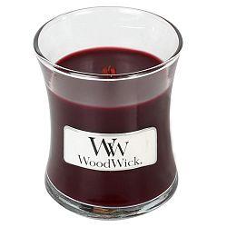 Sviečka s vôňou jazmínu agardénie Woodwick, doba horenia 20 hodín