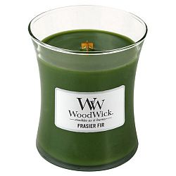 Sviečka s vôňou jedľového dreva Woodwick, doba horenia 60 hodín