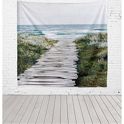 Tapiséria Really Nice Things Beach Way, 140 cm x 140 cm