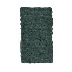 Tmavozelený uterák Zone One, 50x100cm