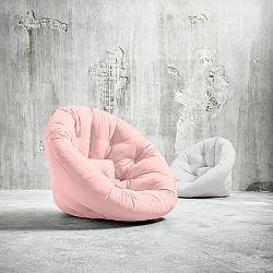 Variabilné kreslo Karup Nest Pink Peonie