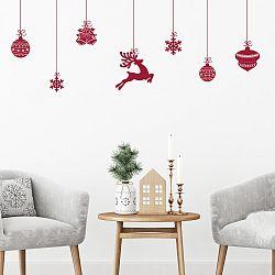Vianočné samolepky Fanastick Style Scandinave