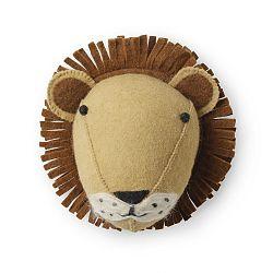 Vlnená dekorácia v tvare zvieraťa Mr. Fox Lev