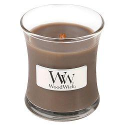 Vonná sviečka WoodWick Piesok a naplavené drevo, 20 hodín horenia