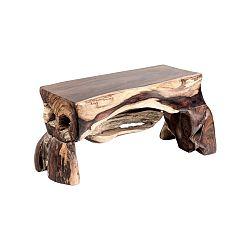 Záhradná stolička z palisandrového dreva Massive Home Onur Culino