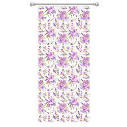 Záves Apolena Romantic Flowers, 140x270cm