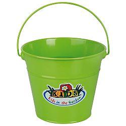 Zelené detské vedierko Esschert Design