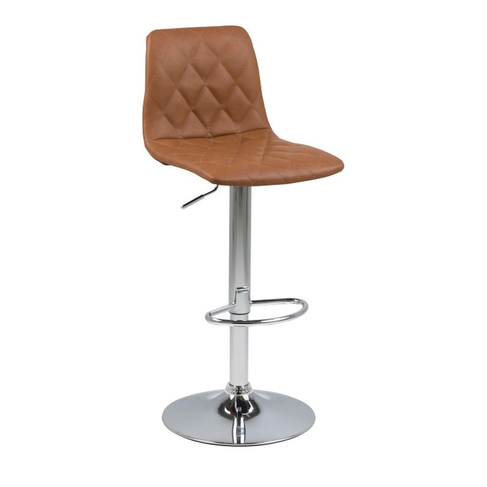 152f784e553a Hnedá barová stolička Actona Emu