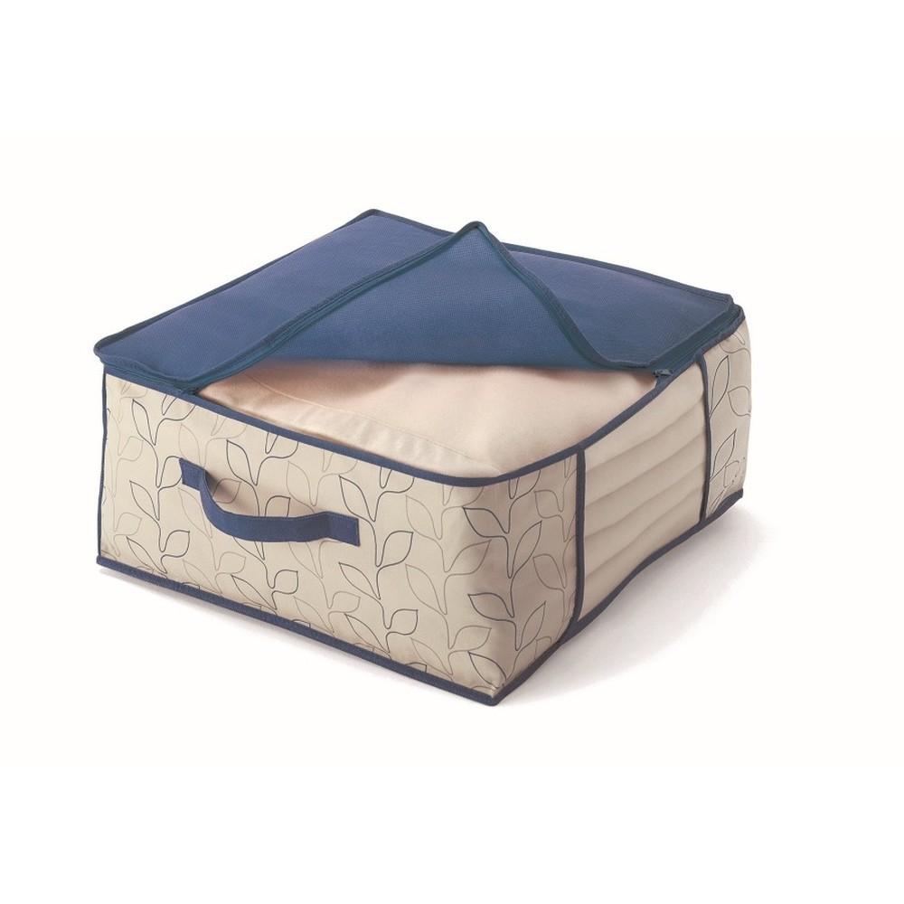 74b4ace3f Modrý úložný box na prikrývky Cosatto Bloom, šírka 45 cm ...